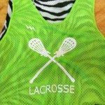 Zebra Lax Pinnies