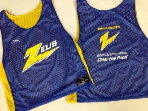 Zeus Swimming Pinnies