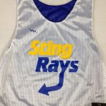 Sting Rays Pinnies