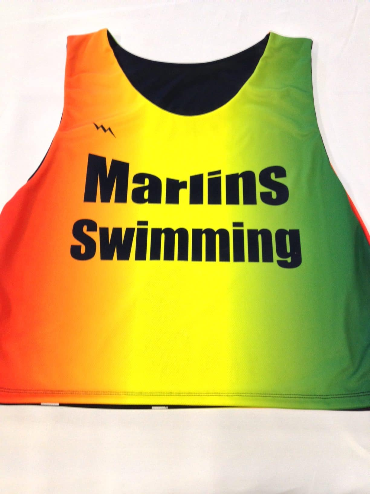 marlins swimming pinnies