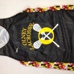 Olney Girls Lacrosse Pinnies