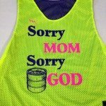Sorry Mom Pinnies