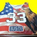 USO Lax Pinnies