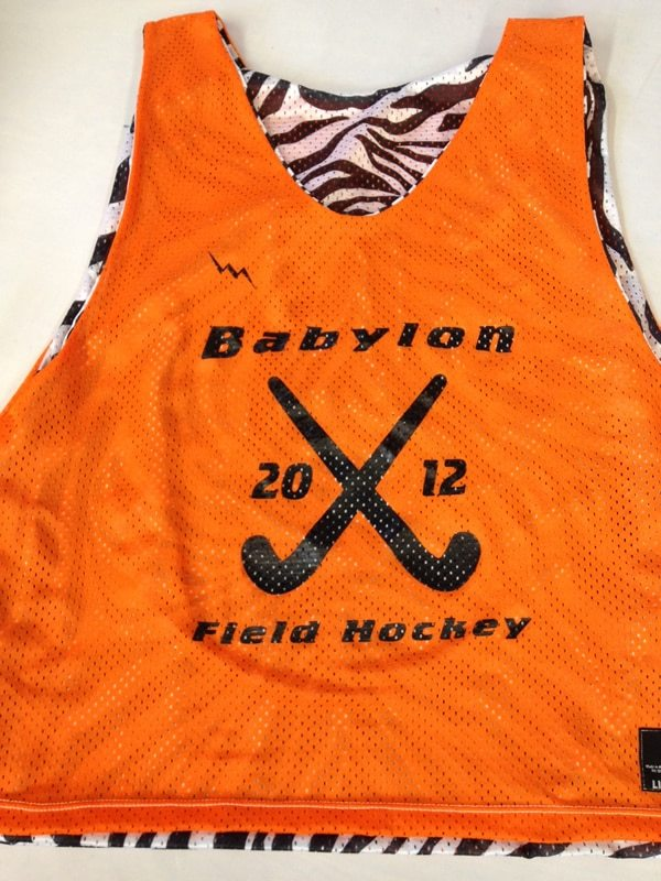babylon field hockey pinnies
