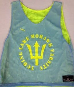 Lake Mohawk Varsity Tubing Pinnies