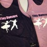 Tiny Dancers Reversible Jerseys