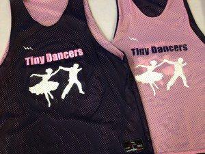 Tiny Dancers Reversible Jerseys