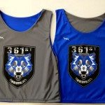 Sublimated Pinnies