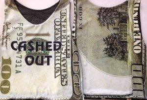 Hundred Dollar Bill Pinnies