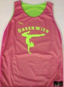 greenwich dance pinnies