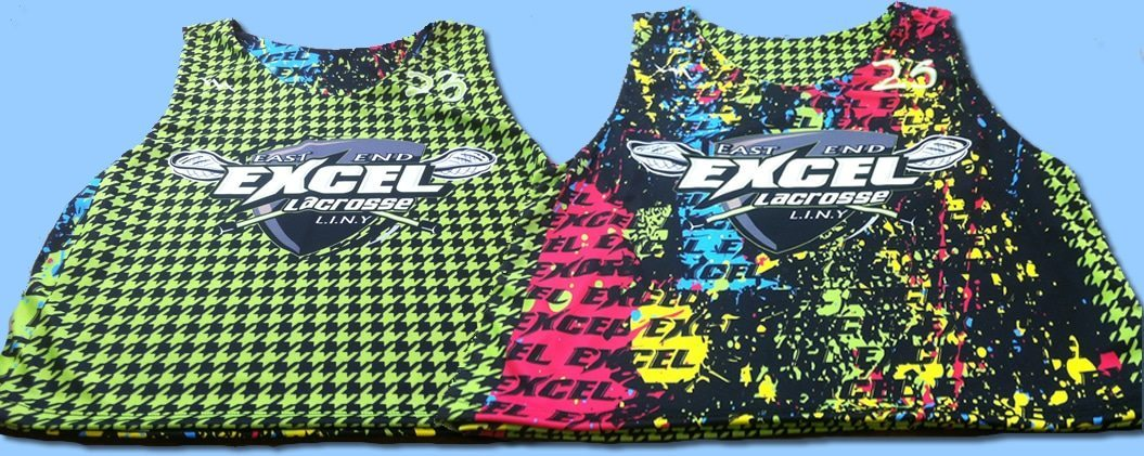 long island lacrosse pinnies