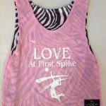 Love First Spike Pinnies