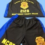 Montgomery County Police Department Jerseys