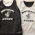 Northeast Sting Pinnies