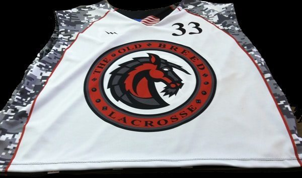 old breed lacrosse pinnies