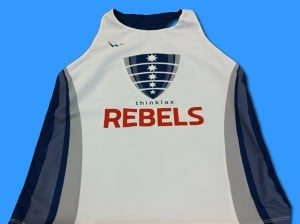 Sublimated Racerback Pinnies