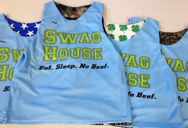 swag house pinnies