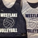Westlake Volleyball Pinnies