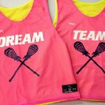 Dream Team Lacrosse Pinnies