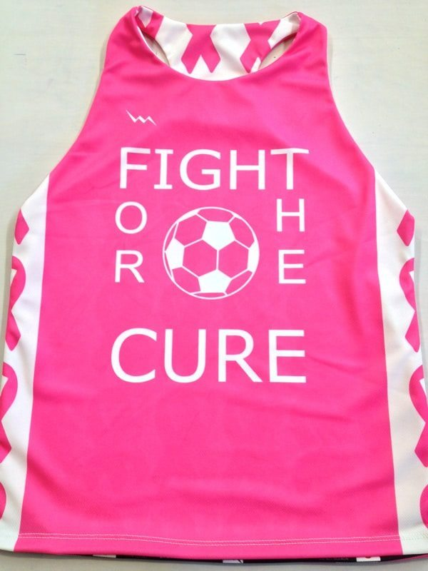 fight for the cure pinnies