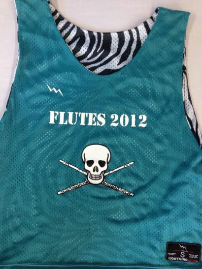 flutes pinnies