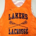Lakers Lacrosse Pinnies – Custom Lax Pinnies