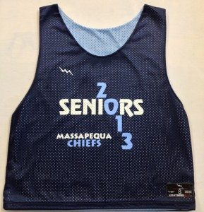 massapequa seniors pinnies