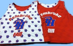 Pembroke Hill Sublimated Pinnies