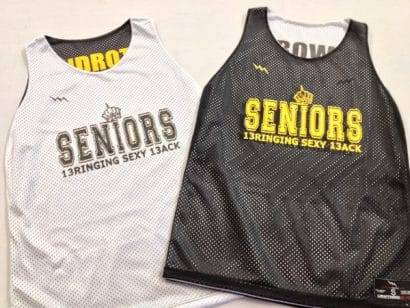 seniors bringing sexy back pinnies