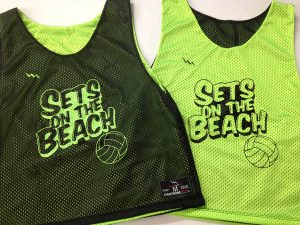 Volleyball Practice Pinnies