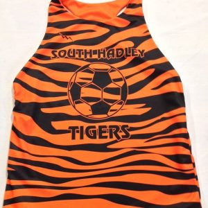 south hadley soccer pinnies