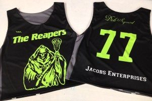 the reapers pinnies