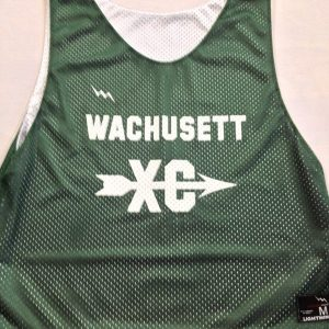 wachusett cross country pinnies