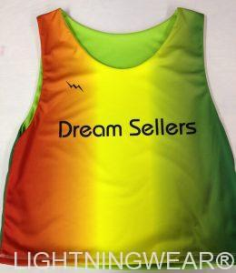 Dream sellers sublimated reversibles