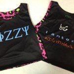Sublimated Cheetah Pinnies