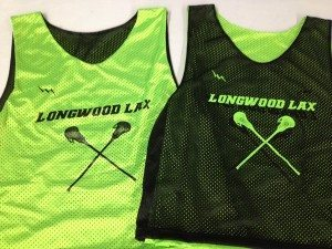 Neon Green Black Reversible Jerseys