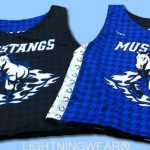 Royal Blue Reversible Jerseys