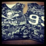 Digital Camo Lacrosse Pinnies