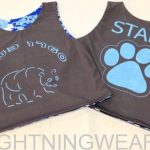 Charcoal Gray Pinnies