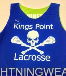 sublimated practice pinnie