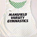 Mansfield Varsity Gymnastics Pinnies