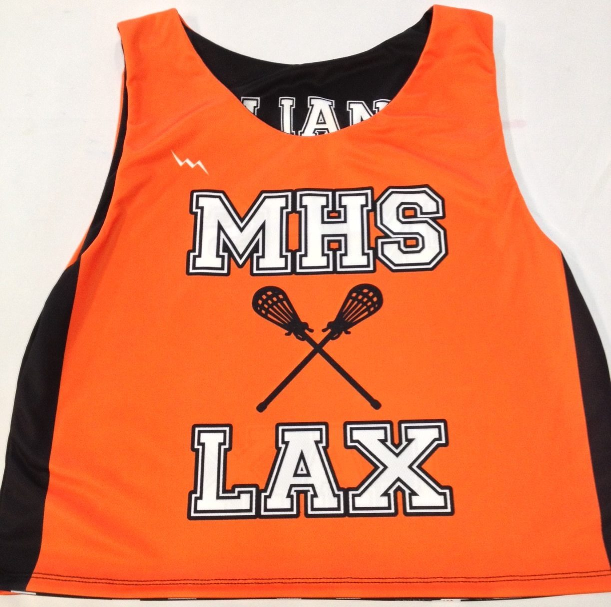 mhs lax pinnies