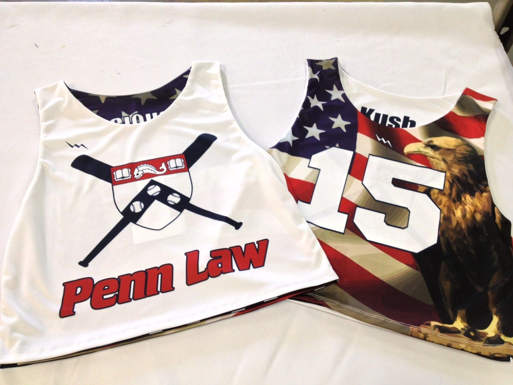 penn law pinnies