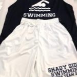Sublimated Swim Team Shorts