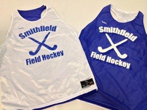 smithfield field hockey pinnies