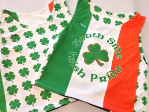 Ireland Flag Jerseys