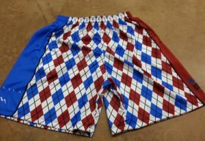 Georgia Lacrosse Shorts