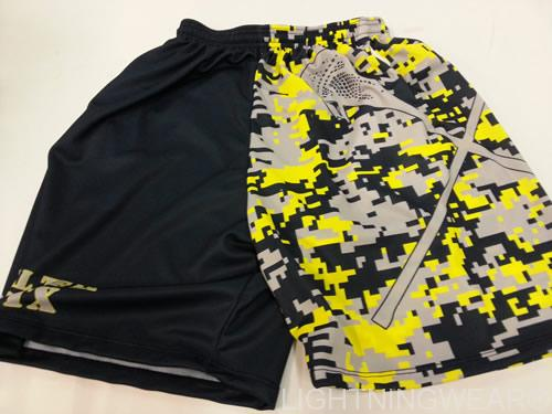 sublimated lax shorts - sublimated lacrosse shorts