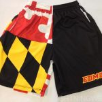 Custom Sublimated Lacrosse Shorts