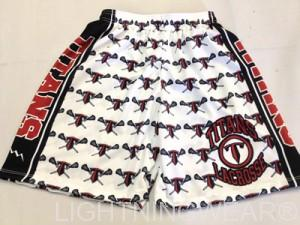 sublimated lacrosse shorts